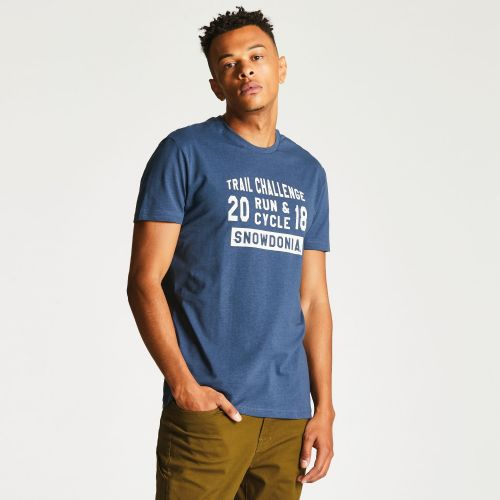 Dare2b  RACEMAKER TEE - Admiral Blue
